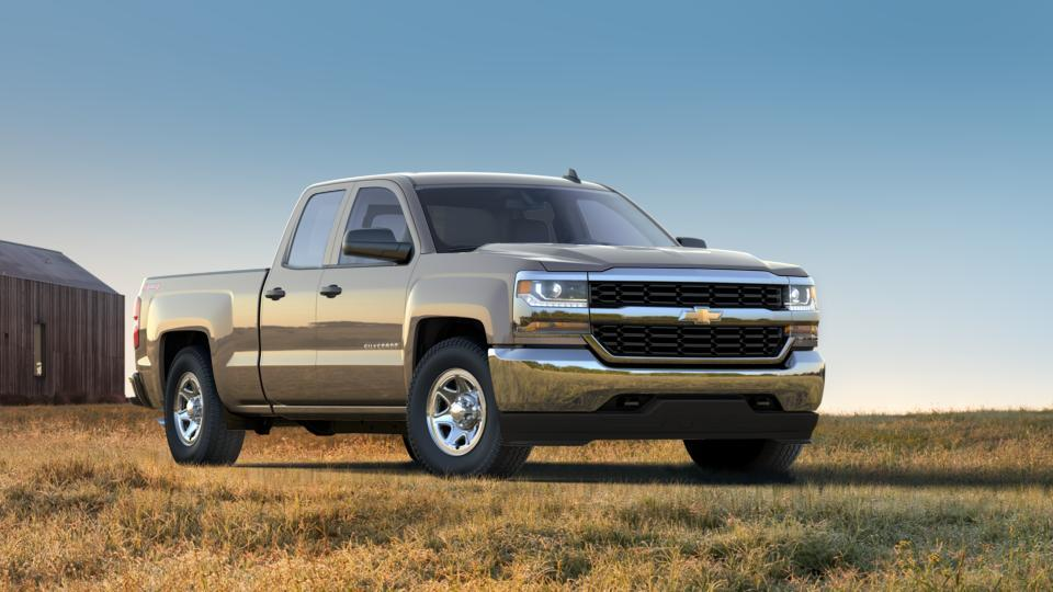 2017 Chevrolet Silverado 1500 Vehicle Photo in Athens, GA 30606