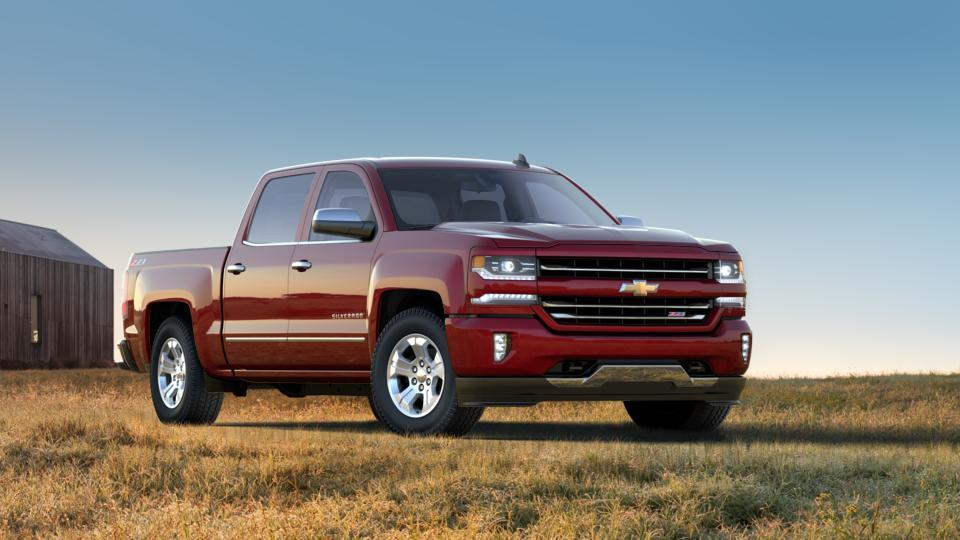 2017 Chevrolet Silverado 1500 Vehicle Photo in Fairbanks, AK 99701