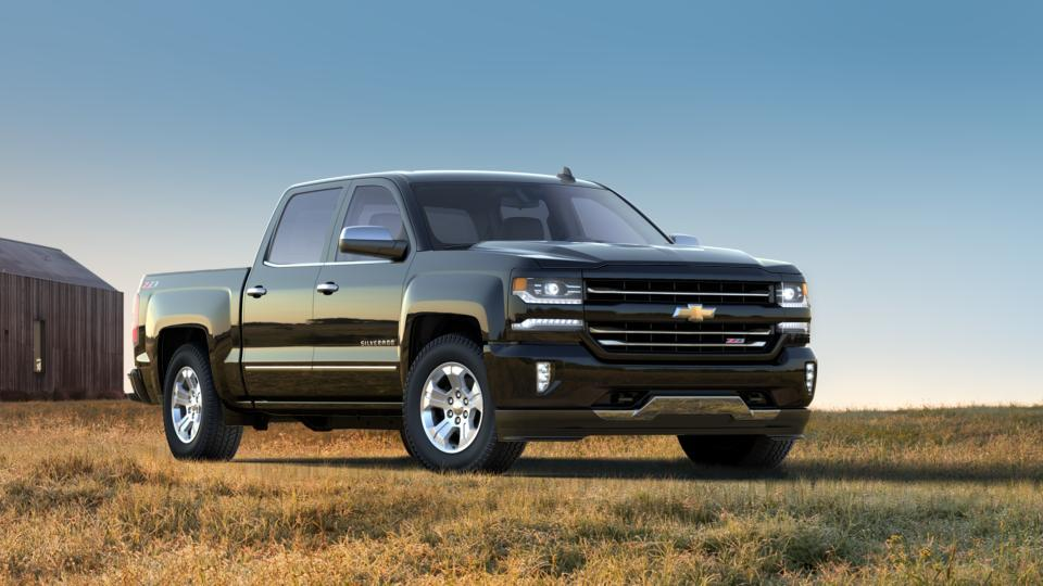 2017 Chevrolet Silverado 1500 Vehicle Photo in Gainesville, TX 76240