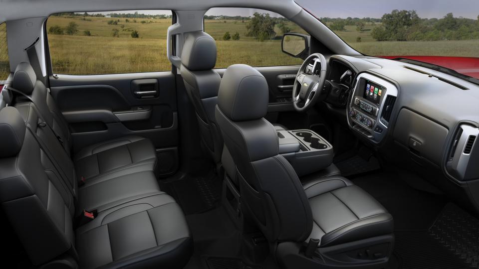 Abilene Pearl 2017 Chevrolet Silverado 1500 New Truck For