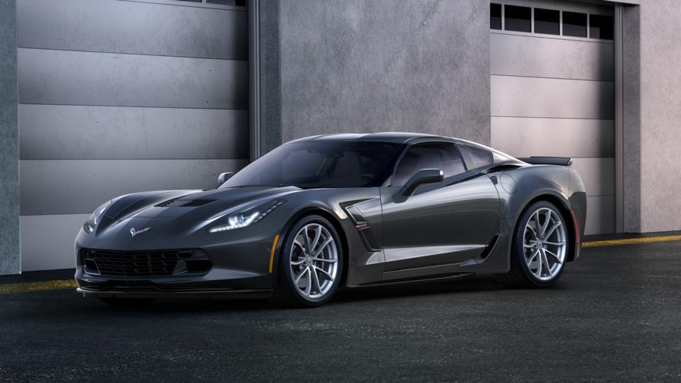 2017 Chevrolet Corvette Vehicle Photo in Austin, TX 78759