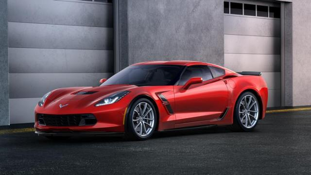2017 Chevrolet Corvette Vehicle Photo In Lincoln, NE 68521