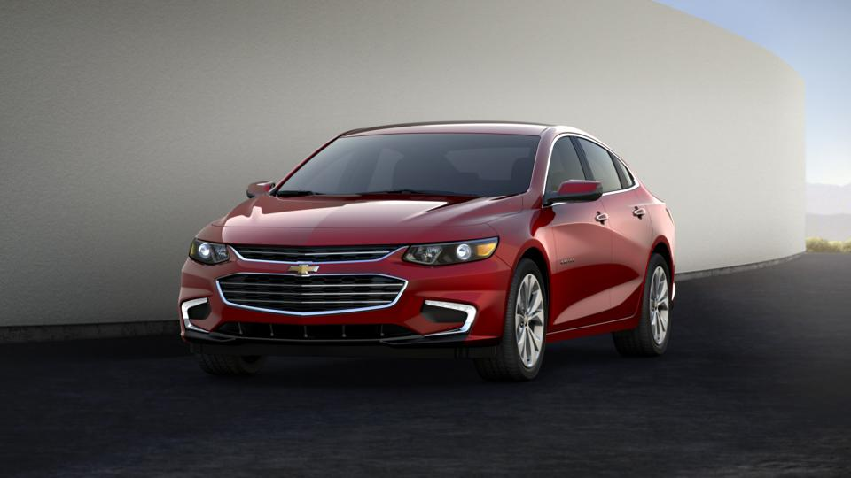2017 Chevrolet Malibu Vehicle Photo in Danbury, CT 06810