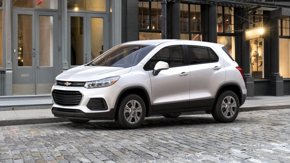 2017 Chevrolet Trax Vehicle Photo in Boston, NY 14025