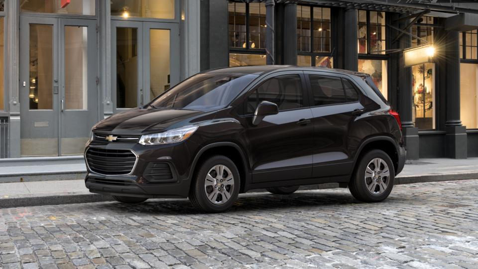 2017 Chevrolet Trax Vehicle Photo in Grand Rapids, MI 49512