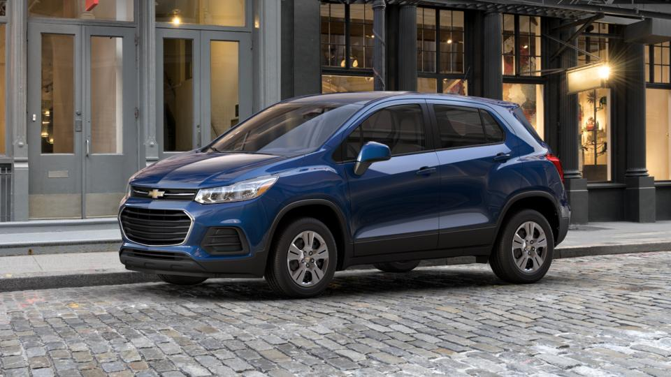 2017 Chevrolet Trax Vehicle Photo in Emporia, VA 23847
