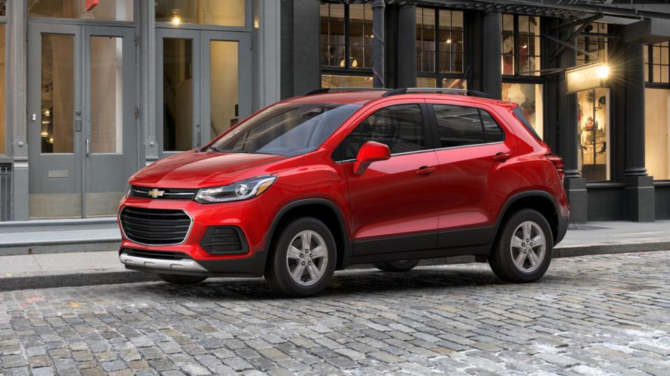 2017 Chevrolet Trax Vehicle Photo in Maplewood, MN 55119