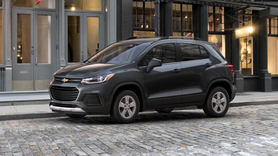 2017 Chevrolet Trax Vehicle Photo in Norwich, NY 13815