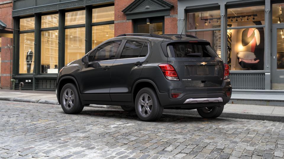 Nightfall Gray Metallic 2017 Chevrolet Trax LT for Sale in