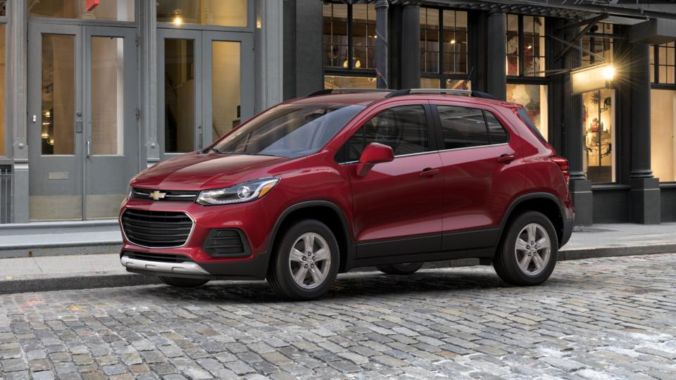 2017 Chevrolet Trax Vehicle Photo in Warrensville Heights, OH 44128
