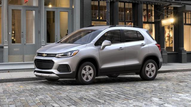 2017 Chevrolet Trax Vehicle Photo In Saint Anthony Id 83445