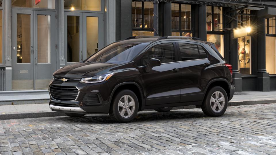 2017 Chevrolet Trax Vehicle Photo in Spokane, WA 99207