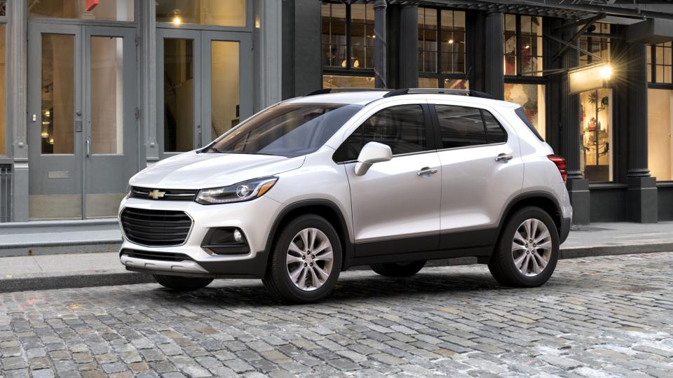 2017 Chevrolet Trax Vehicle Photo in Appleton, WI 54914