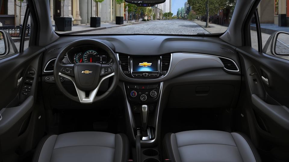 New Chevrolet Trax from your Irwin, PA dealership, Kenny Ross ...