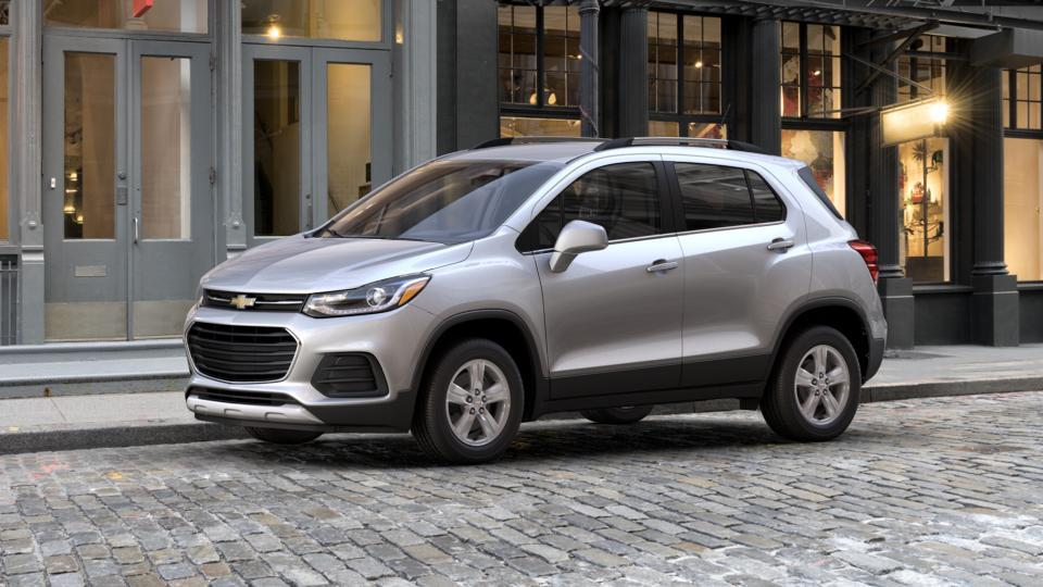 2017 Chevrolet Trax Vehicle Photo in San Leandro, CA 94577