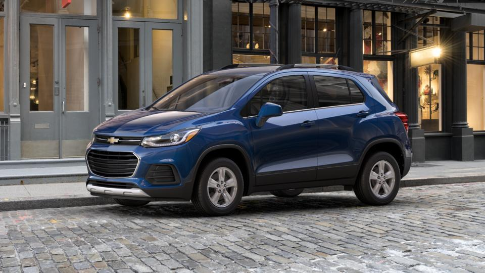 2017 Chevrolet Trax Vehicle Photo in Delavan, WI 53115