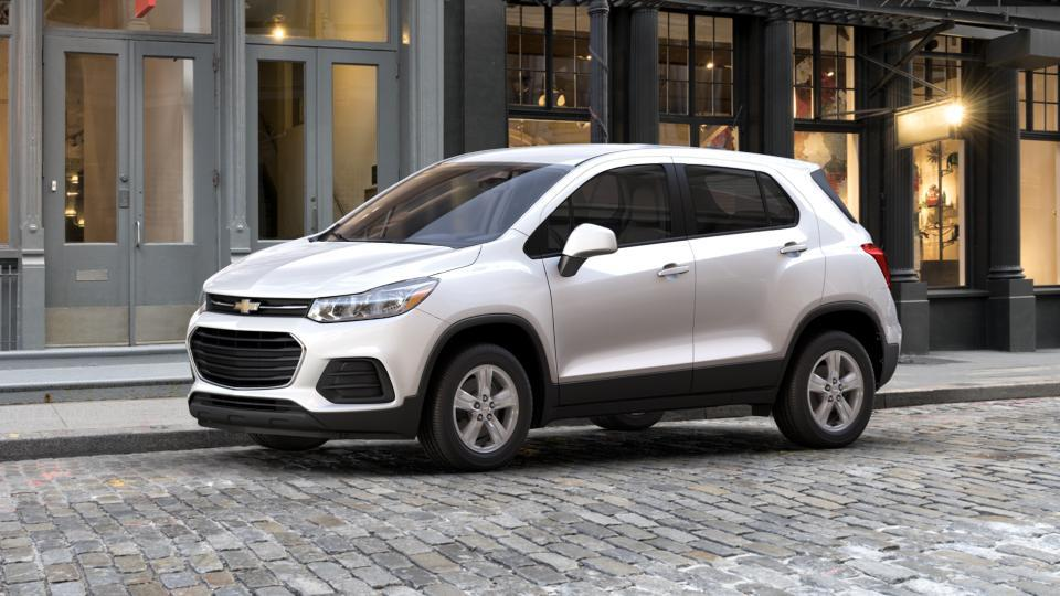 2017 Chevrolet Trax Vehicle Photo in Freeland, MI 48623
