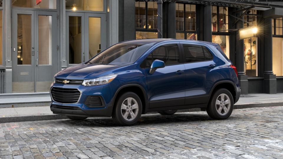 2017 Chevrolet Trax Vehicle Photo in Hyde Park, VT 05655