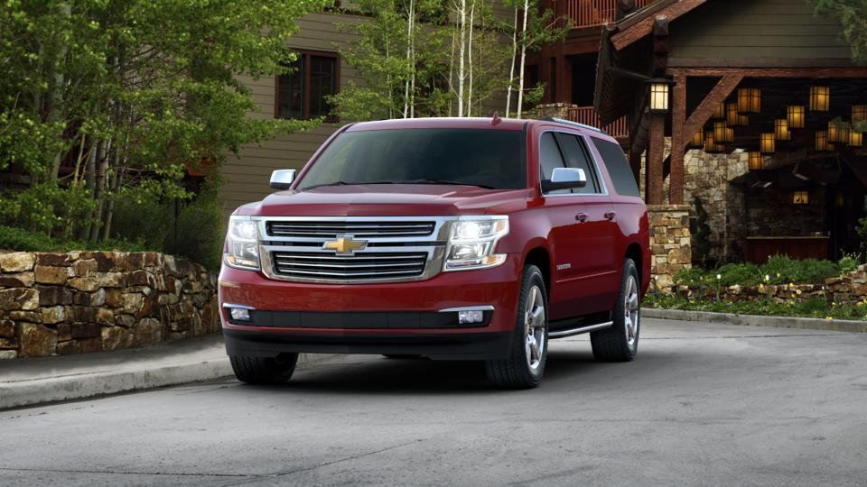 2017 Chevrolet Suburban Vehicle Photo in Portland, OR 97225