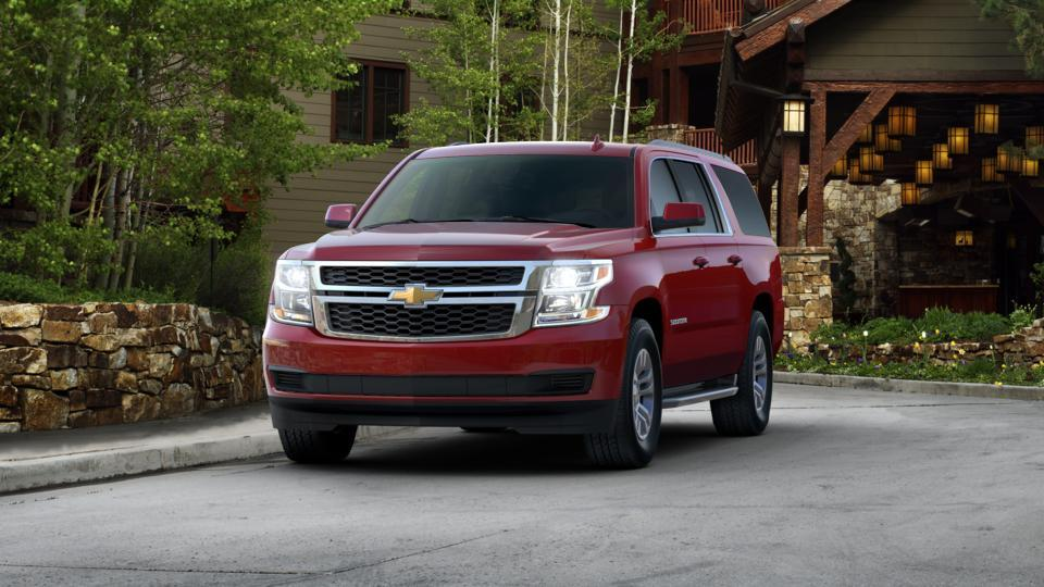 2017 Chevrolet Suburban Vehicle Photo in Midland, TX 79703