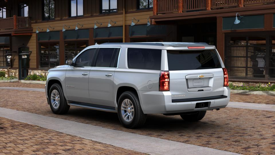 Bob Steele Chevrolet >> 2017 Chevrolet Suburban In Silver Ice Metallic With 5.3L For Sale