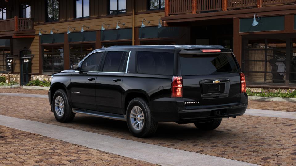 Tupelo Chevrolet Accessories >> 2017 Black Chevrolet Suburban 5.3L V8 For Sale - Dossett Big 4 Buick GMC Cadillac