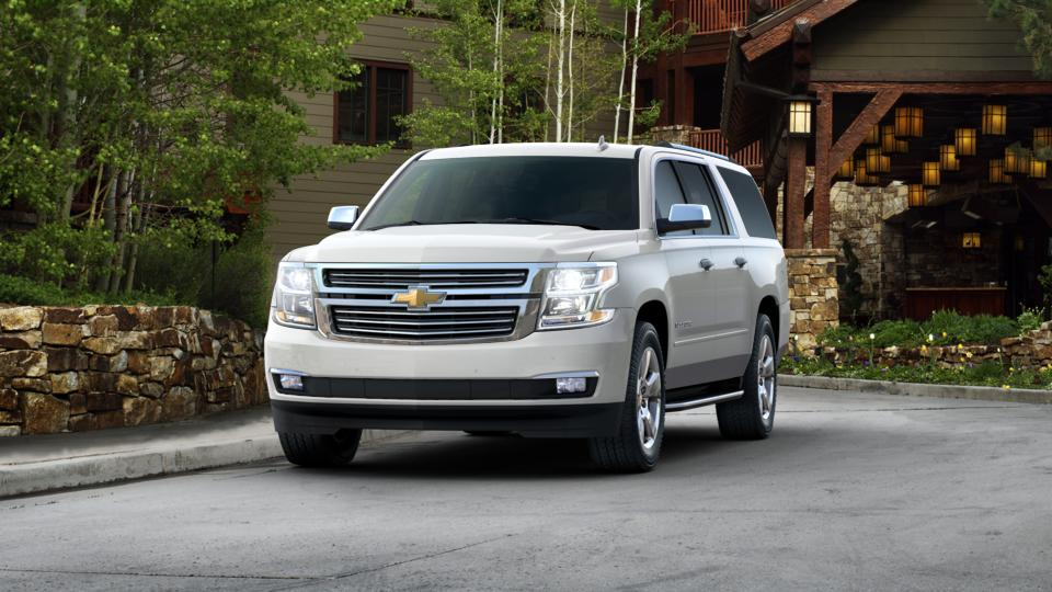 2017 Chevrolet Suburban Vehicle Photo in Austin, TX 78759