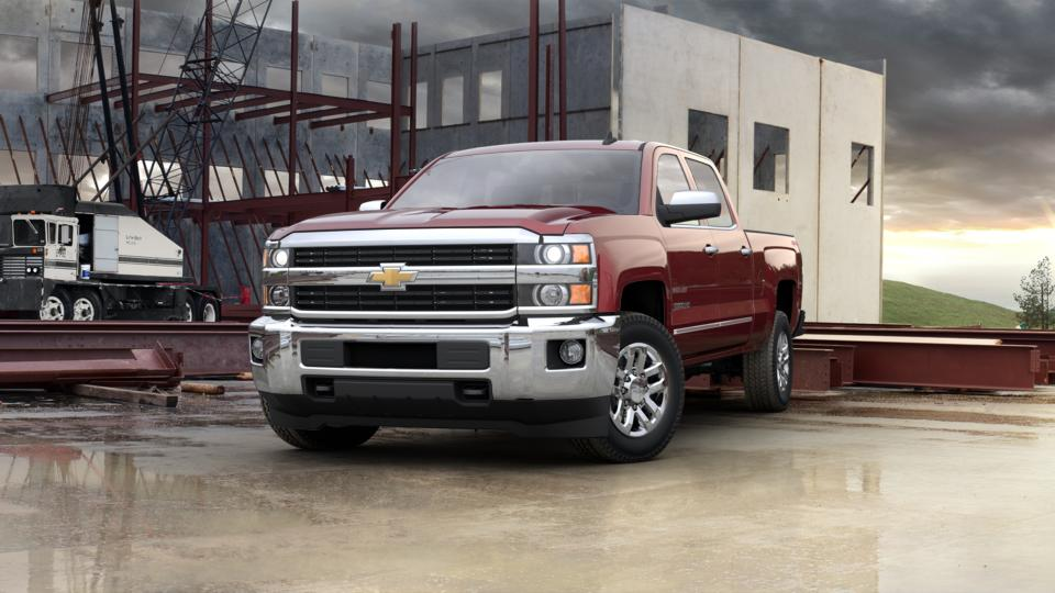 2017 Chevrolet Silverado 2500HD Vehicle Photo in Charleston, SC 29407
