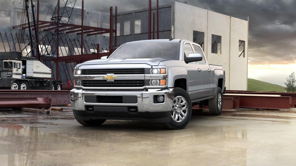 2017 Chevrolet Silverado 2500HD Vehicle Photo in San Angelo, TX 76903