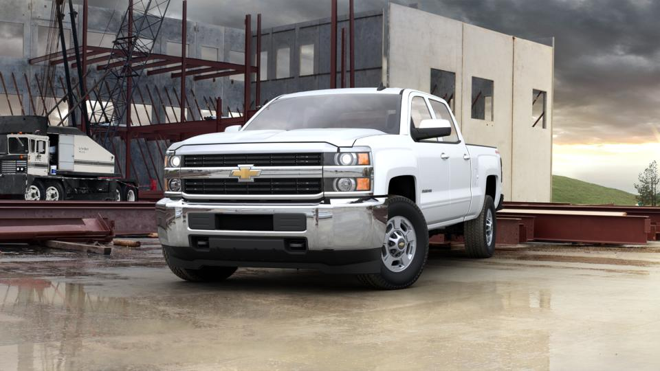 2017 Chevrolet Silverado 2500HD Vehicle Photo in Akron, OH 44320