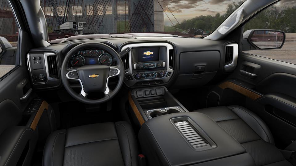 2017 Chevrolet Silverado 2500HD in Austin, TX | Henna ...