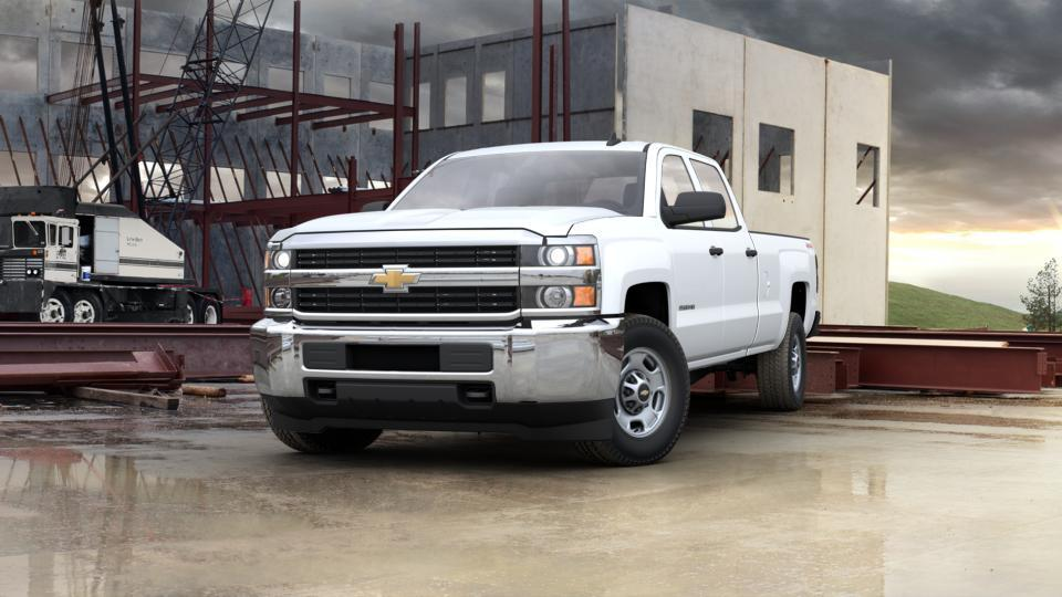 2017 Chevrolet Silverado 2500HD Vehicle Photo in Anchorage, AK 99515