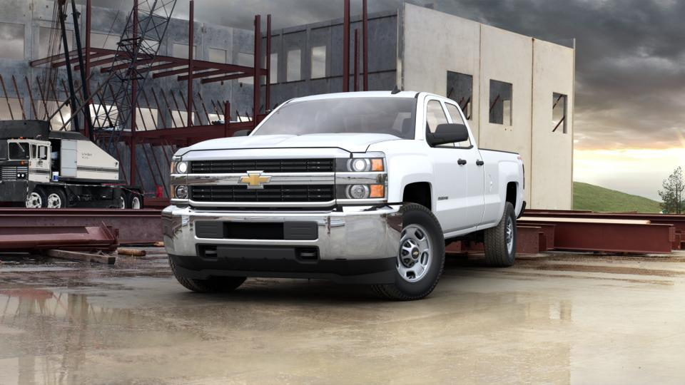 2017 Chevrolet Silverado 2500HD Vehicle Photo in Odessa, TX 79762