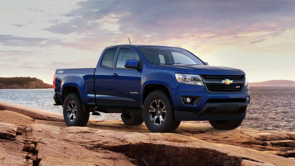 2017 Chevrolet Colorado Vehicle Photo in Delavan, WI 53115