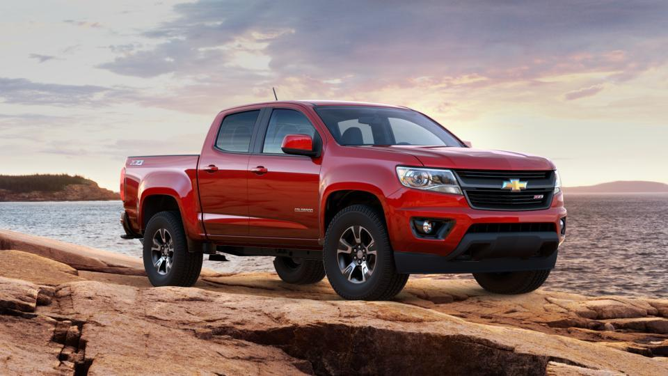 2017 Chevrolet Colorado Vehicle Photo in Melbourne, FL 32901