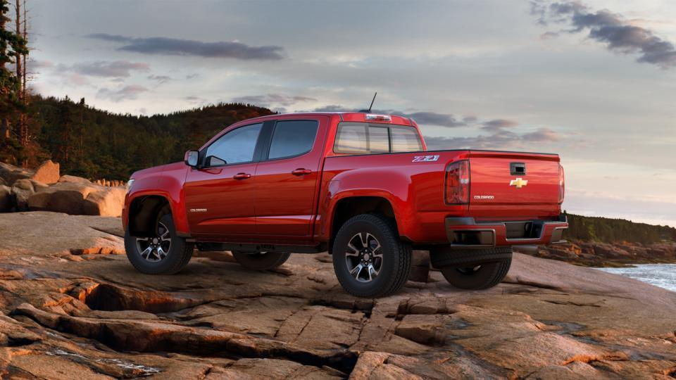 Miles city red hot 2017 chevrolet colorado new truck for for Notbohm motors used cars