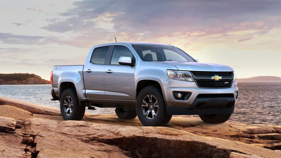 2017 Chevrolet Colorado Vehicle Photo in Gainesville, TX 76240