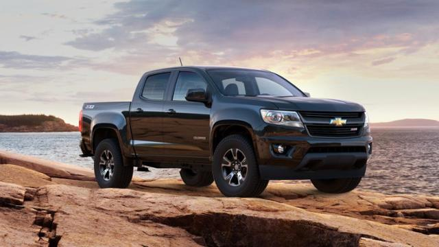 Used 2017 Chevrolet Colorado 4wd Crew Cab 128 3 Z71 In Black For Sale In Madison Wisconsin 211007b