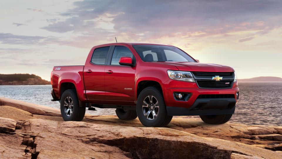 2017 Chevrolet Colorado Vehicle Photo in Kansas City, MO 64114