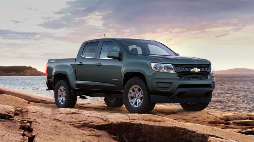 2017 Chevrolet Colorado Vehicle Photo in Pawling, NY 12564-3219