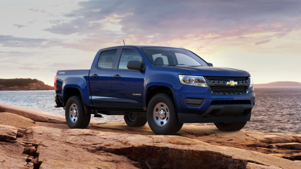 2017 Chevrolet Colorado Vehicle Photo in Saginaw, MI 48609