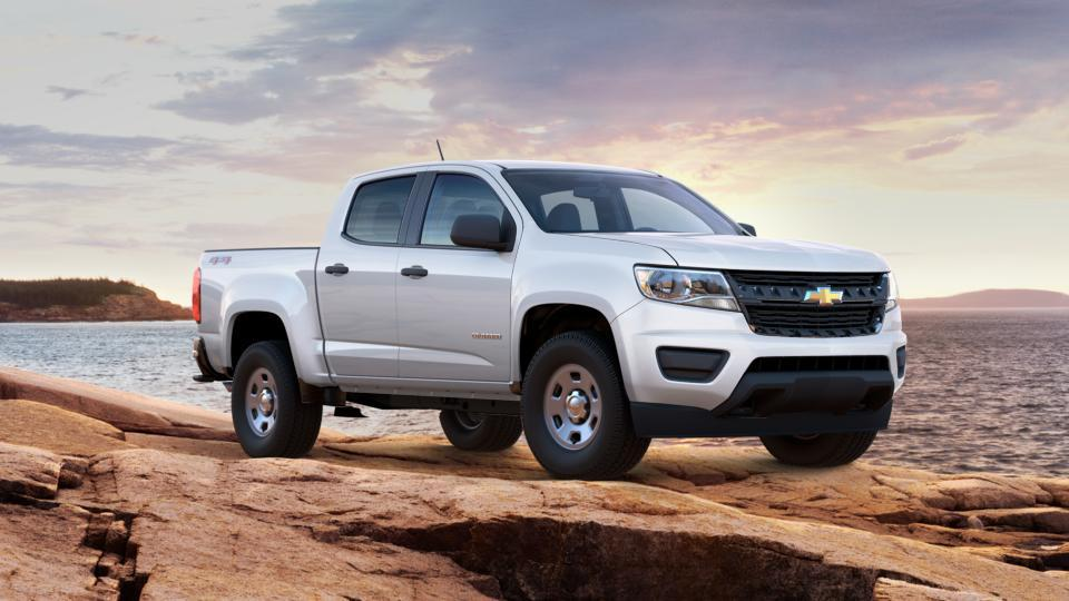 2017 Chevrolet Colorado Vehicle Photo in Tuscumbia, AL 35674