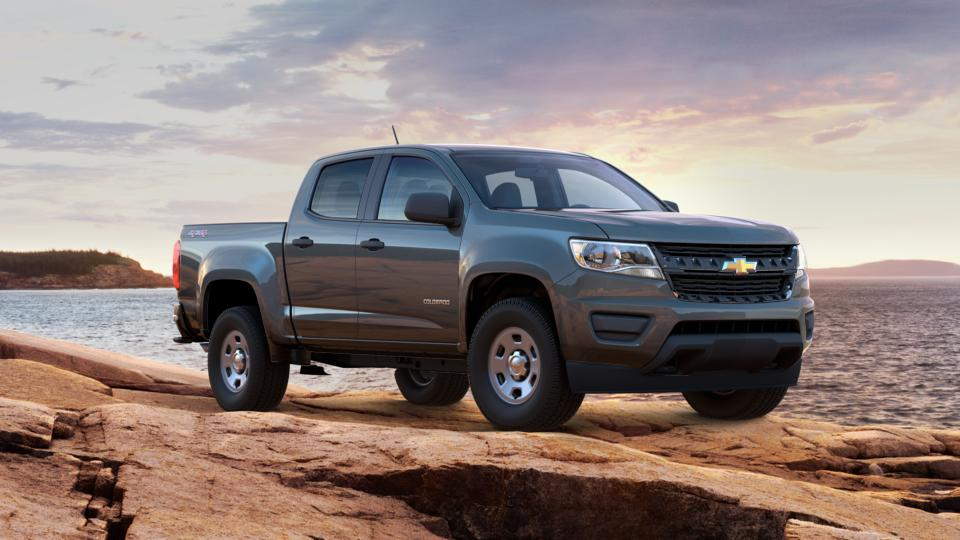 2017 Chevrolet Colorado Vehicle Photo in Redding, CA 96002