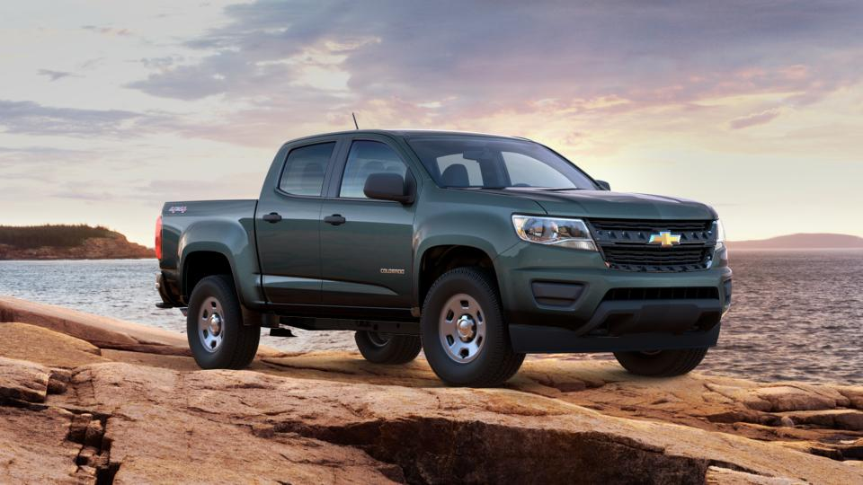 2017 Chevrolet Colorado Vehicle Photo in Wendell, NC 27591