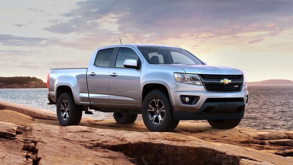 2017 Chevrolet Colorado Vehicle Photo in Pahrump, NV 89048