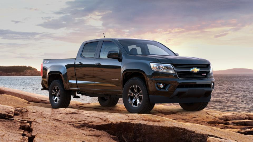 2017 Chevrolet Colorado Vehicle Photo in Greensboro, NC 27405