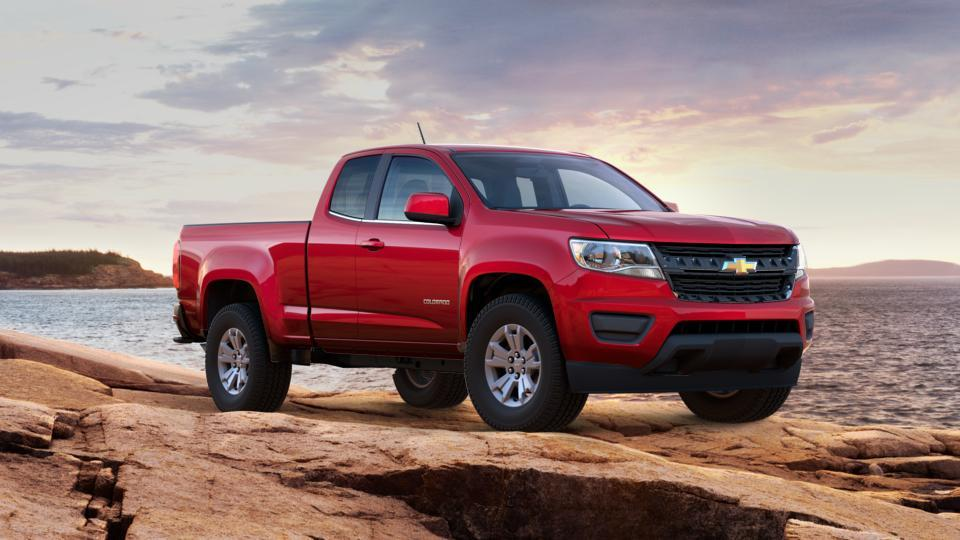 2017 Chevrolet Colorado Vehicle Photo in Norwich, NY 13815