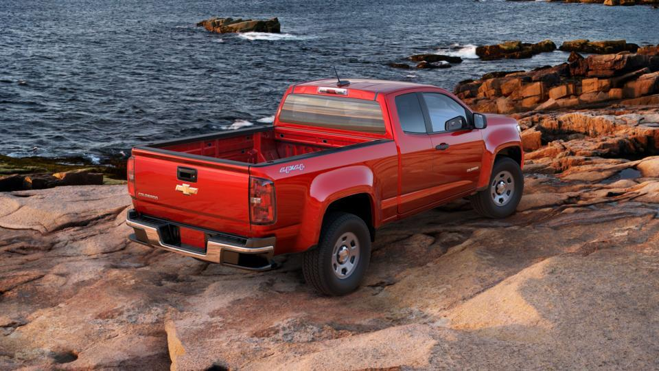 The 2017 Chevrolet Colorado Will Satisfy Your Driving
