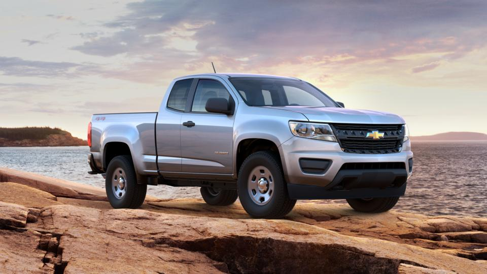 2017 Chevrolet Colorado Vehicle Photo in Hyde Park, VT 05655