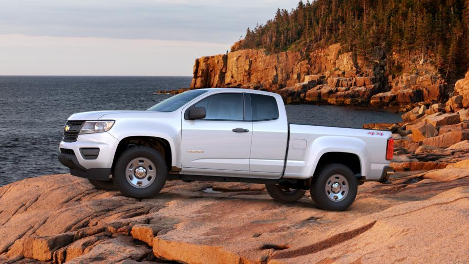 New 2017 Chevrolet Colorado Extended Cab Long Box 4 Wheel